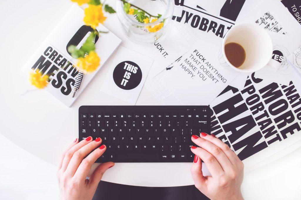 楽しくブログができる方法