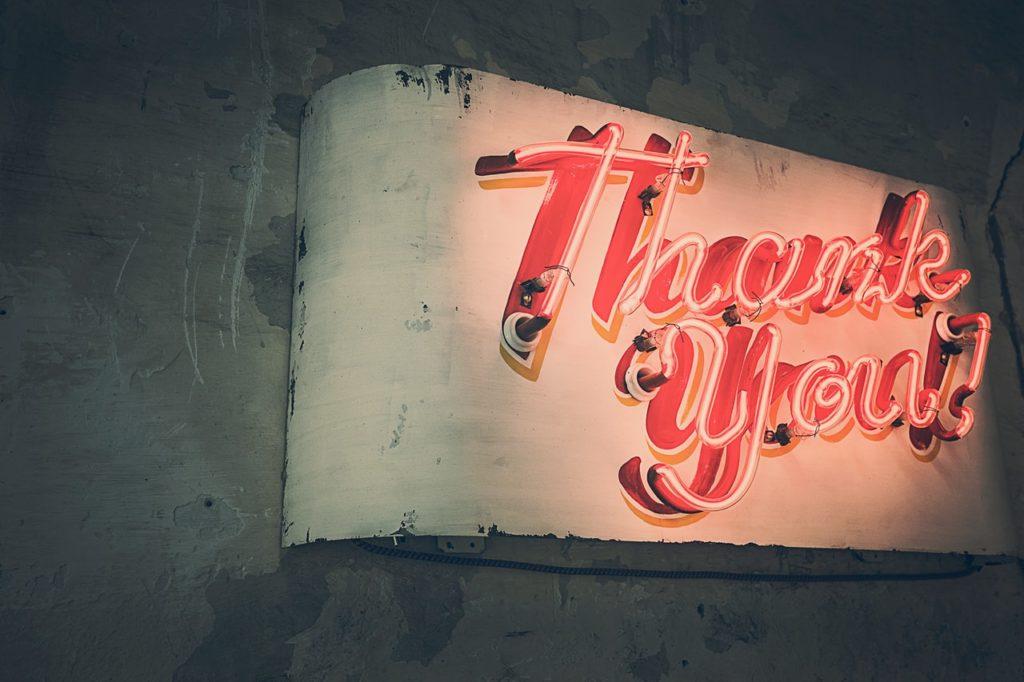 仕事で理不尽なことを言われたら「感謝する」でOKです