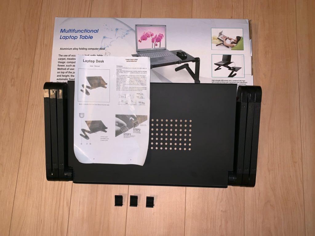 ookistoreのノートパソコンスタンドのメリット・デメリット